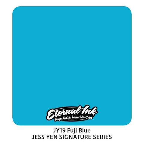 Eternal - Jess Yen Fuji Blue