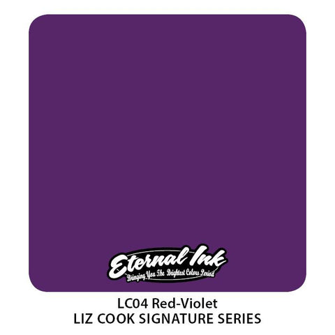 Eternal - Liz Cook Red Violet