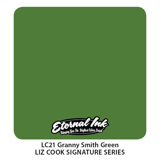 Eternal - Liz Cook Granny Smith Green