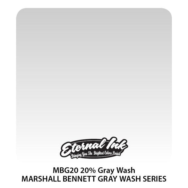 Eternal - Marshall Bennett 20% Gray Wash