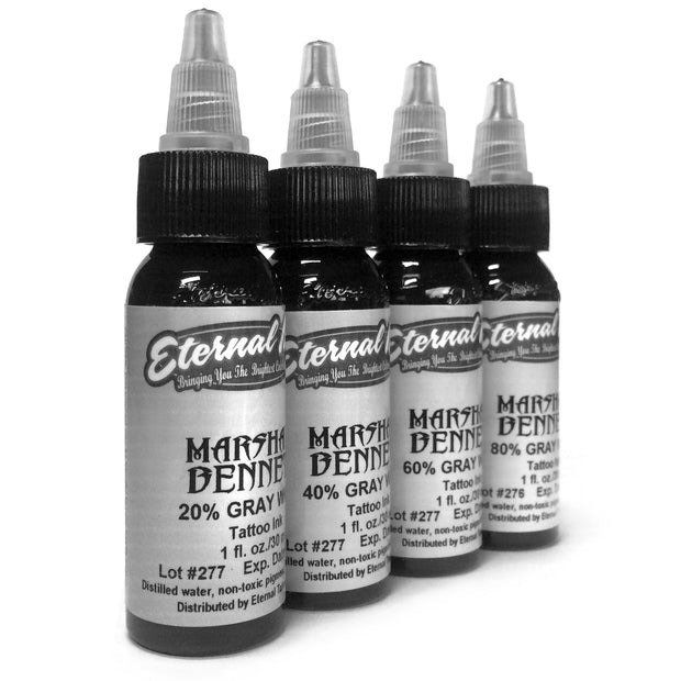 Eternal - Marshall Bennett Gray Wash Set
