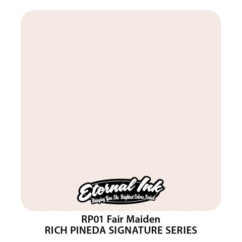 Eternal - Rich Pineda Fair Maiden