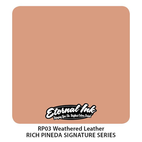 Eternal - Rich Pineda Weathered Leather