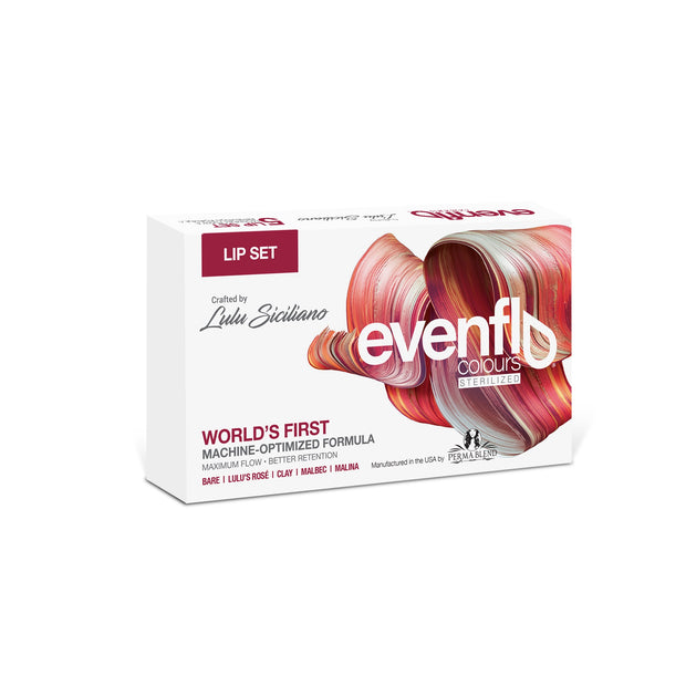 Perma Blend - Evenflo Lip Box Set