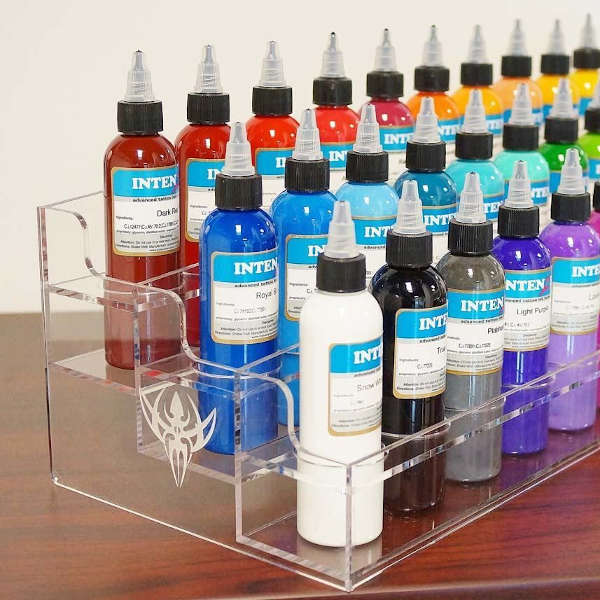 Ink Bottle Rack