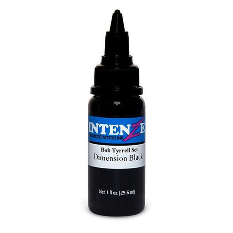 Intenze - Bob Tyrrell Dimension Black 1oz