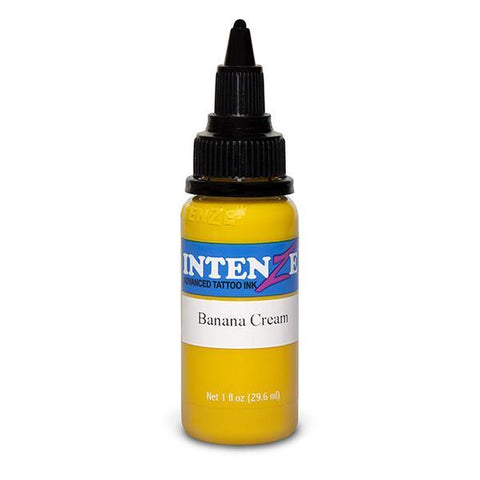Intenze - Banana Cream