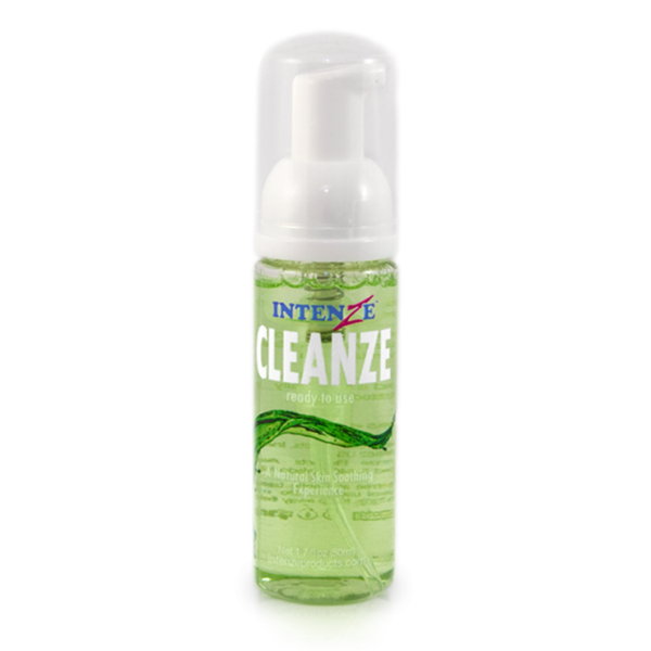 Intenze Cleanze Ready To Use 50ml