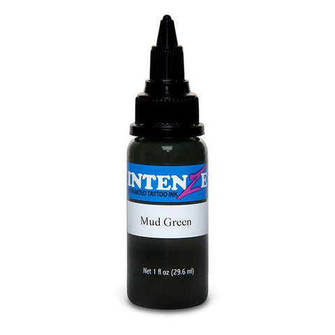 Intenze - Mud Green