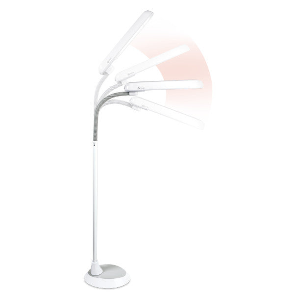 OttLite Extended Reach Floor Lamp 24W