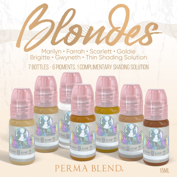 Perma Blend - Blondes Set (No Box)