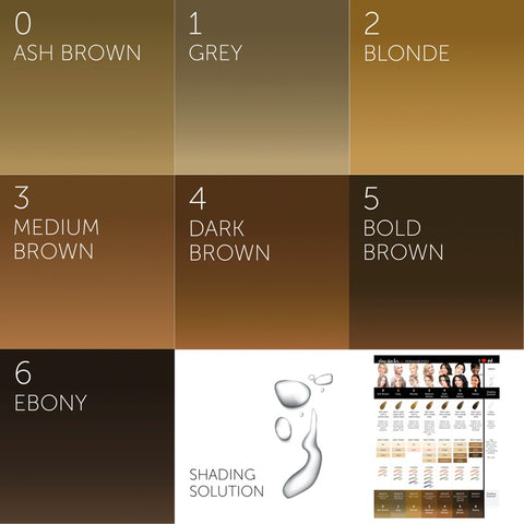 Perma Blend - Tina Davies Eyebrow Collection