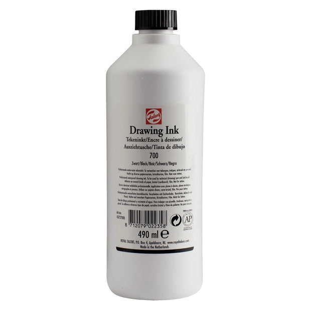 Talens Drawing Ink 16oz (490ml)