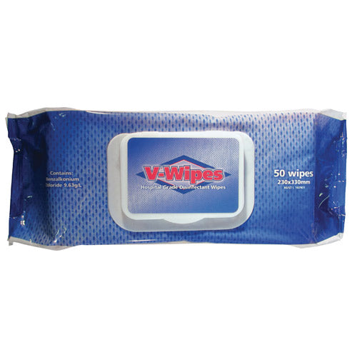 Viraclean V-Wipes