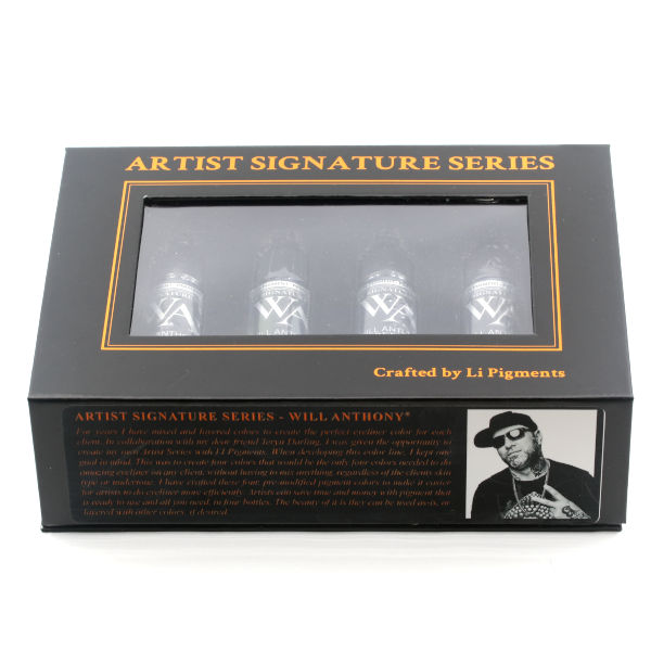 Will Anthony Signature Series Set
