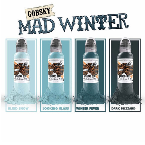World Famous - Gorsky's Mad Winter Set 1oz