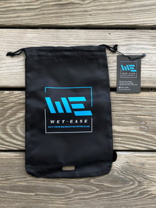 Bag that helps surfers, scuba divers, and triathletes put a wetsuit on with ease