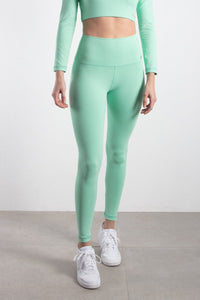 Compress Legging - Mint