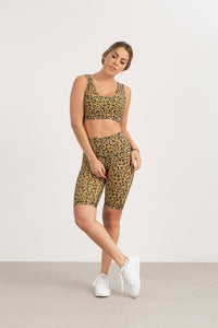 Cute Shorts - Leopard