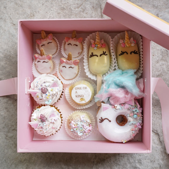 One of a Kind Unicorn Box
