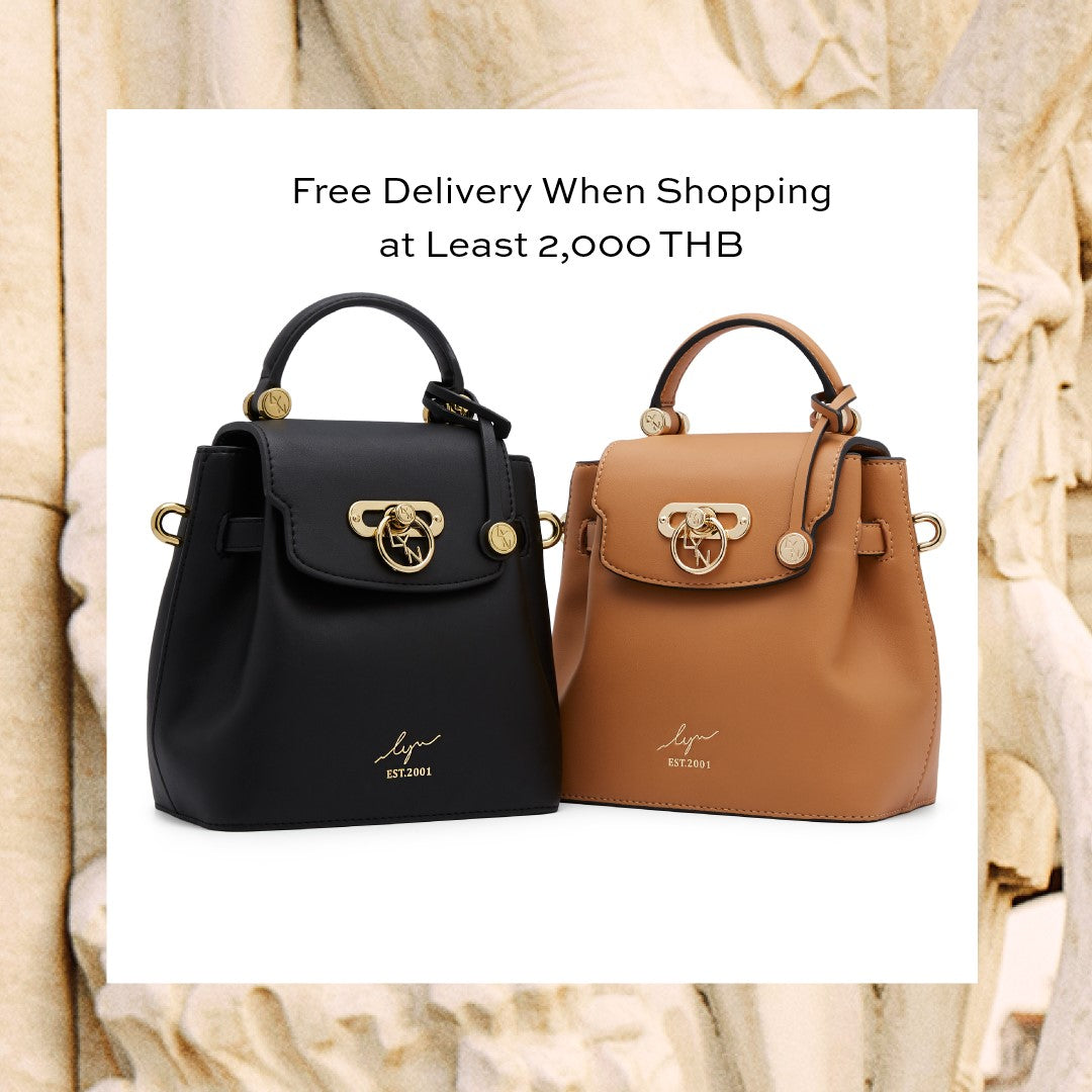 Free Delivery! When Shopping at Least 2,000 THB