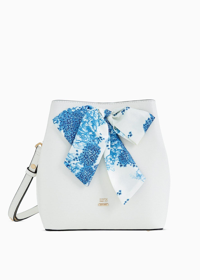 BLUEBELL SHOULDER BAG - BAGS | LYN Official Online Store