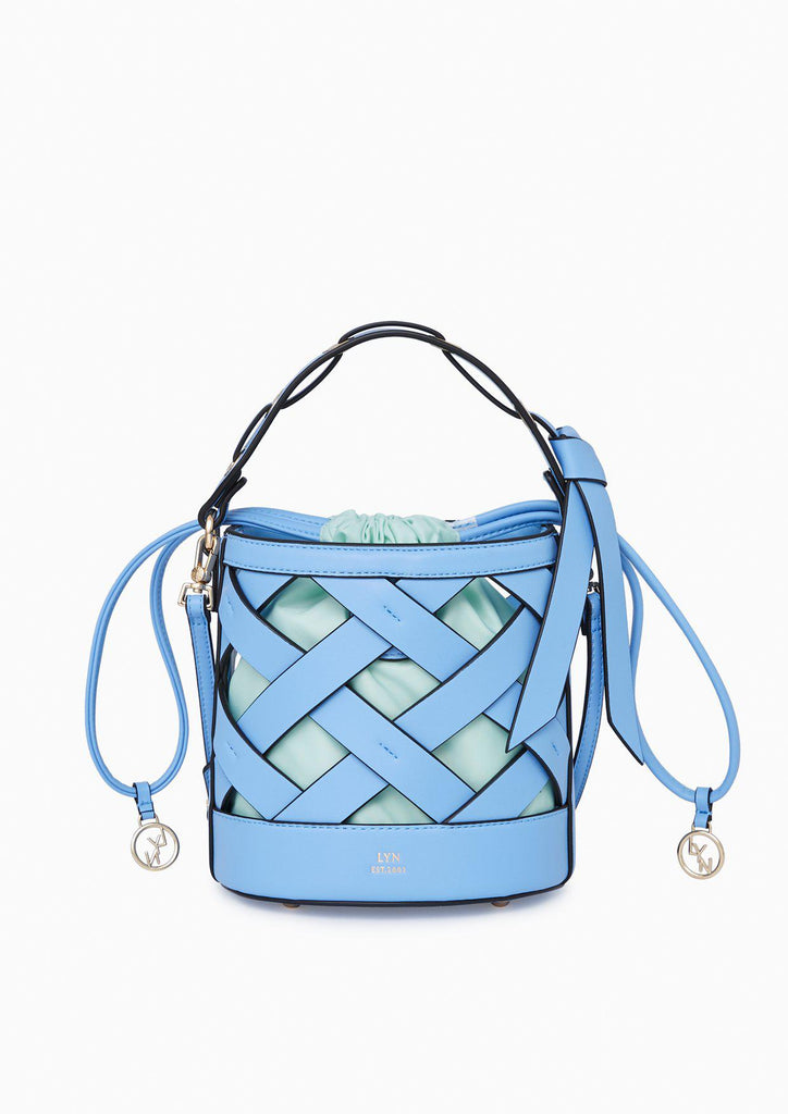 BROOKLYN BASKET BUCKET BAG - BAGS | LYN Official Online Store