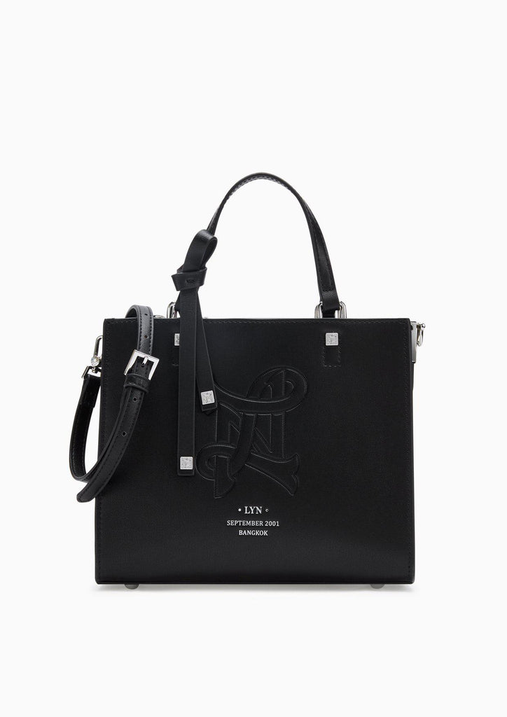 STATEMENT TOTE BAG - LYN Official Online Store
