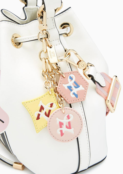Visage Key-Chain - ACCESSORIES | LYN Official Online Store