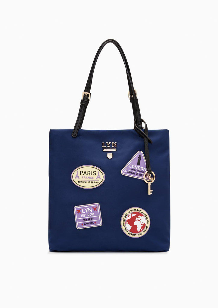 JOURNEY TOTE BAG - LYN Official Online Store