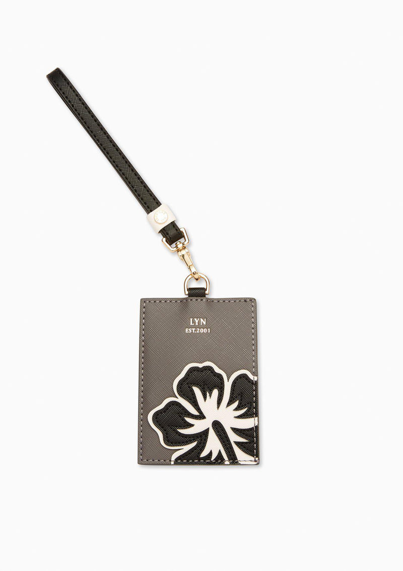 POCKET FLOWER KEYCHAIN - ACCESSORIES | LYN Official Online Store