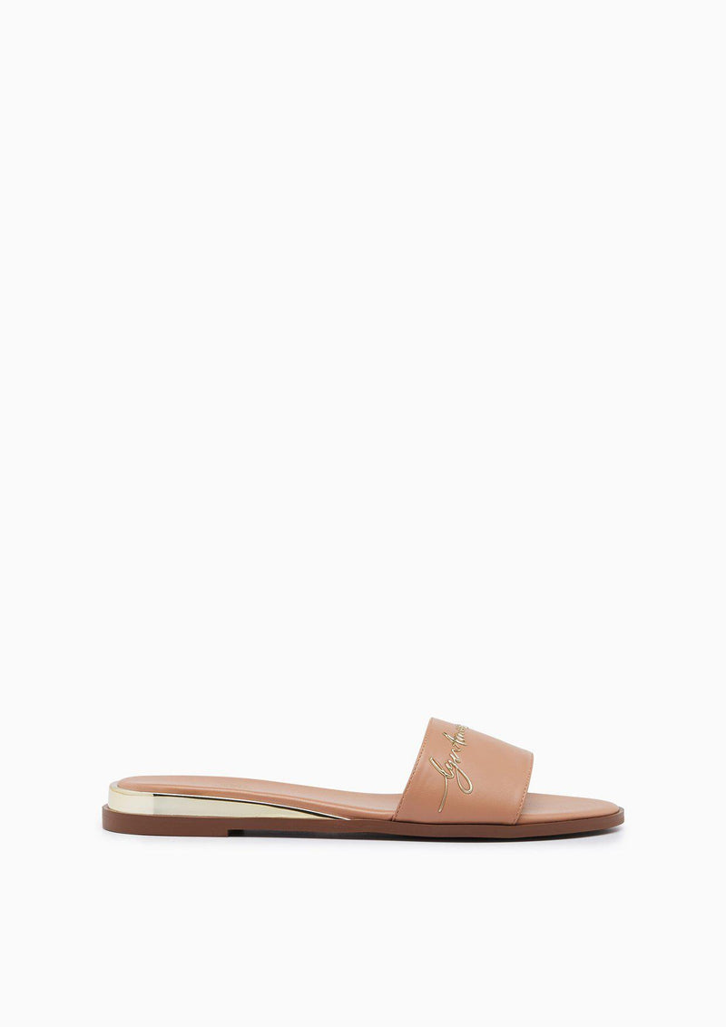 NERO FLATS AND SANDAL - FOOTWEAR | LYN Official Online Store