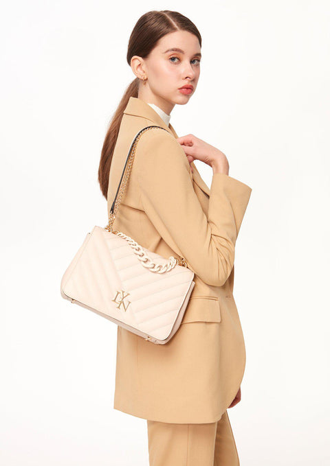 Queenish L  Shoulder Bags - BAGS | LYN Official Online Store