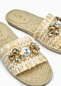 MARINA FLATS AND SANDALS - FOOTWEAR | LYN Official Online Store