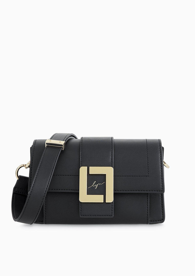 DOUBLE CROSSBODY BAG - BAGS | LYN Online Store