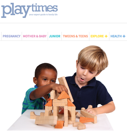 Playtimes Unit Bricks