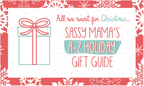 Sassy Mama - Christmas Guide - Unit Bricks