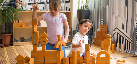 STEM wooden blocks SEN