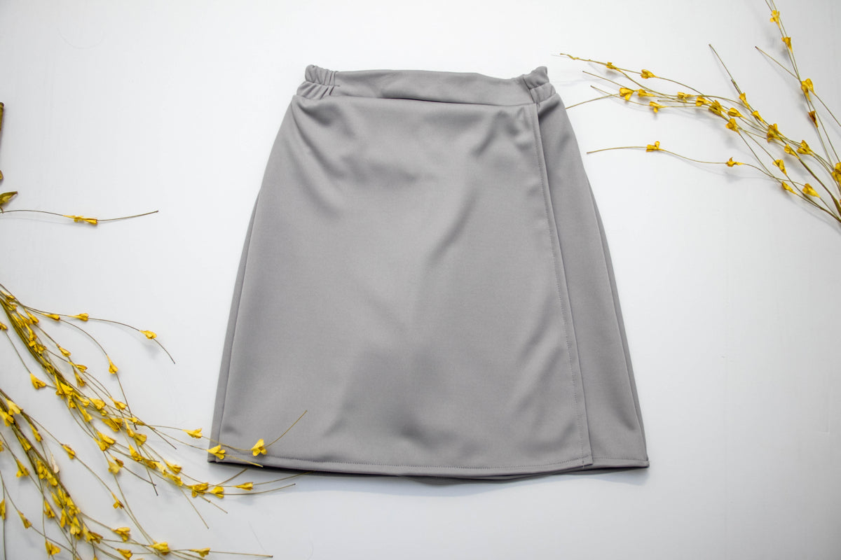 Plus | Combination Culotte - Front Panel & Full Skirt Back (Core Solids)