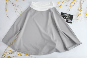 Maternity | Always Skirt (Core Solids)