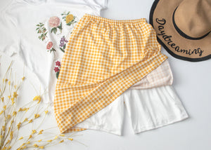 Skirt-Style Culottes (Summer Patterns)