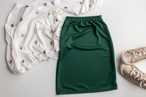 Plus | Active Any-Wear Skirt (Winter Solids)