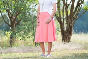 Always Skirt (Summer Solids)
