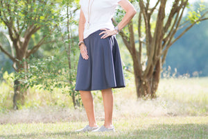 Juniors | Always Skirt (Core Solids)