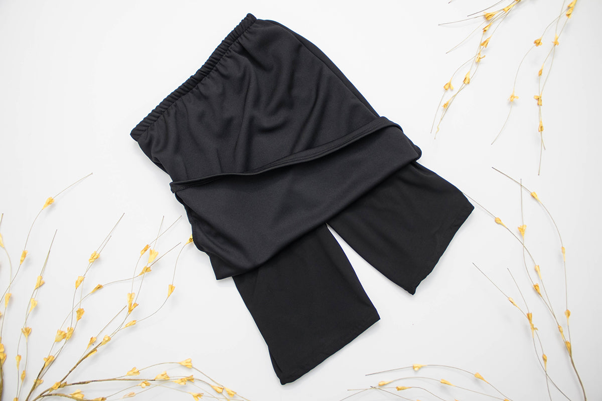Skirt-Style Culottes (Winter Patterns)
