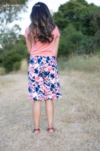 Plus | Split Skirt (Core Solids)