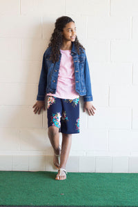 Juniors | Split Skirt (Summer Patterns)