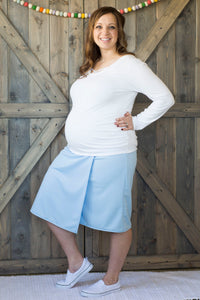Maternity | Single Panel (Summer Solids)