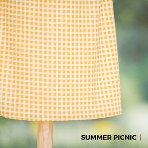 Combination Culotte - Front Panel & Full Skirt Back (Summer Patterns)