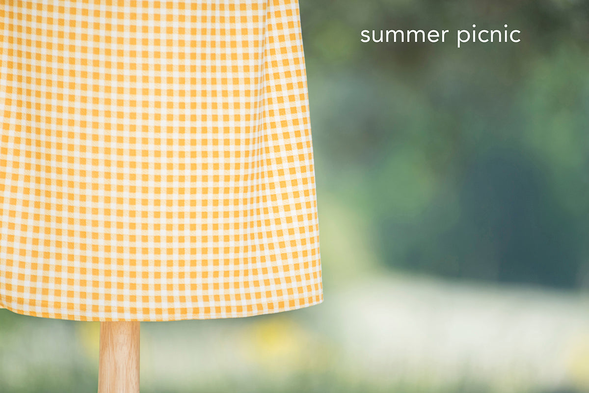 Maternity | Box Pleat Center (Summer Patterns)